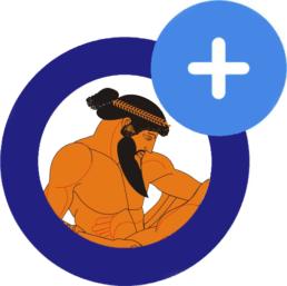 """Il simbolo di """"Archeologia e Calcolatori"""" in OpenAIRE"""