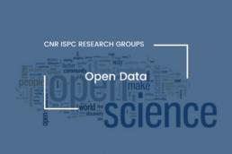 Gruppo di ricerca Open data CNR ISPC