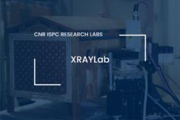 Laboratorio XRAYLab cnr ispc