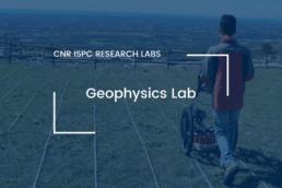 Laboratorio di geofisica cnr ispc