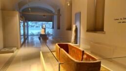 Progetto di allestimento del Museo irpino di Avellino