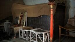 Ricostruzione virtuale della tomba di Kha e della moglie Merit