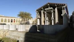 Ricostruzione e ricollocazione virtuale del Tempio di Apollonio (VI sec. a.C.) di Siracusa