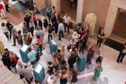 Keys to Rome, progetto europeo V-MUsT.net, mostra organizzata al Museo dei Fori Imperiali, Mercati di Traiano, 2014