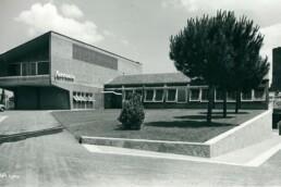 J. Lafuente, G. Rebecchini, Stabilimento Ferrania SpA, 1960